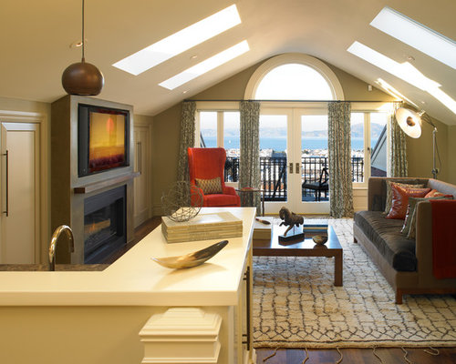 Walk Up Attic Ideas Pictures Remodel And Decor