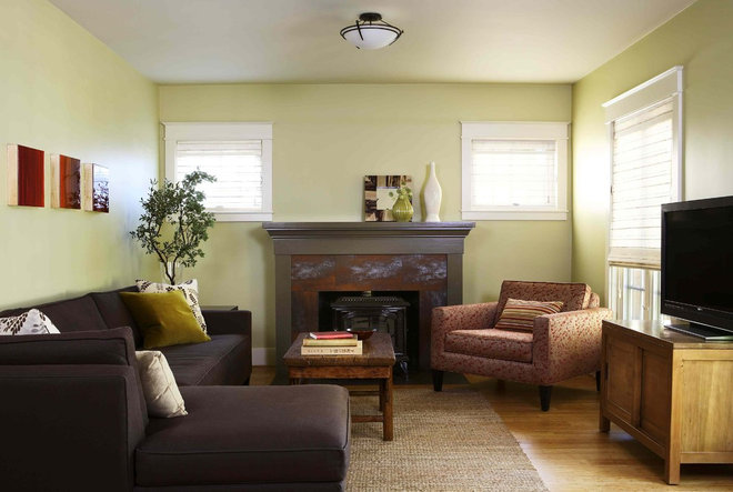 Traditional Family Room by Bill Fry Construction - Wm. H. Fry Const. Co.