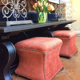 Pam Anderson Design | Coral Accents