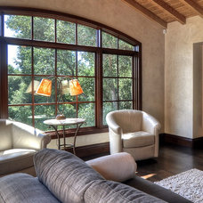Traditional Family Room by James Glover Residential & Interior Design
