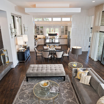 Parade of Homes- Family Room