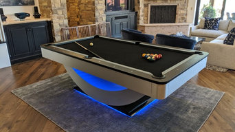 Paradise Valley Modern Pool Table