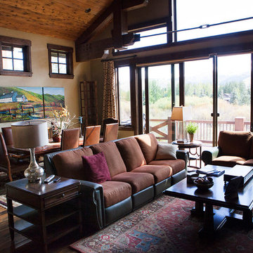 Park City Mountain Rustic Home