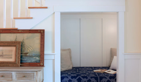 Houzz Tour: Passive Energy and a Reading Nook in Oregon