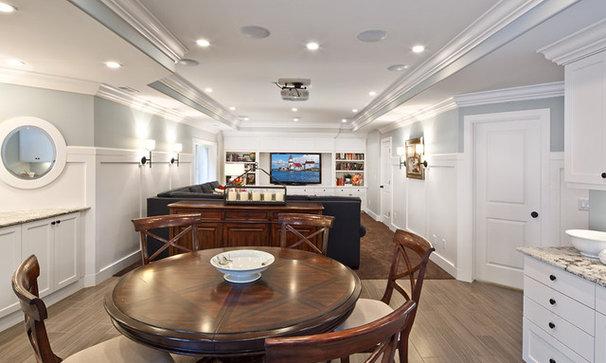 Modern Family Room by Lisman Studio Interior Design