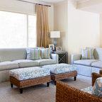 Bennett Residence Transitional Family Room Salt Lake
