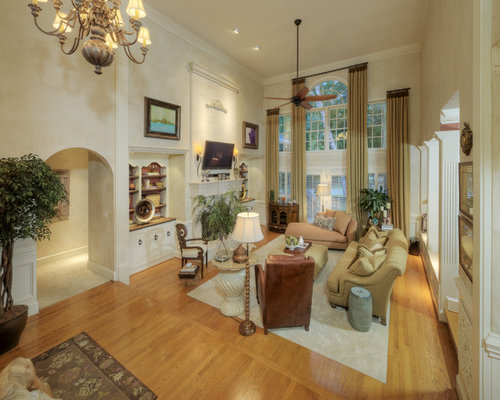Large Windows Treatments Ideas, Pictures, Remodel and Decor