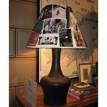 photo lamp shade