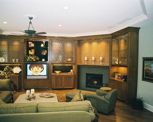 Furniture Placement Around Corner Fireplace Home Design
