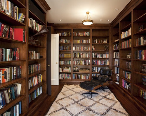 Best Small Library Design Ideas Amp Remodel Pictures Houzz