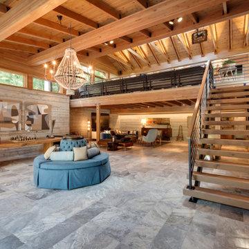 Pine Lake - Private Lakeside Wisconsin Resort Home