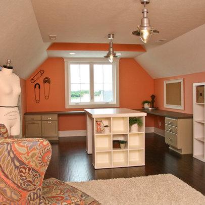 Дизайн комнаты для шитья