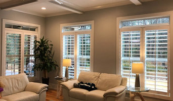 "Plantation Shutters 4.5"" louvers"