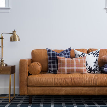Playroom Sven Sofa Styling by Article