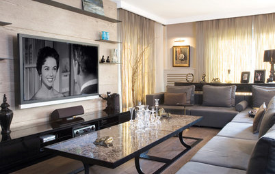 Find the Perfect Height for Your TV