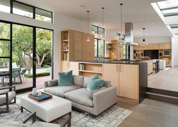 Contemporáneo Sala de estar by John Lum Architecture, Inc. AIA
