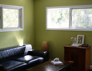 Pollard lounge area