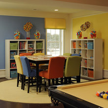 Guest Picks: Checkmate! Game-Inspired Family Rooms