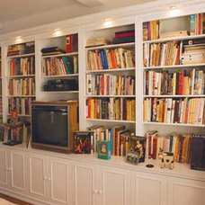 Traditional Storage Units And Cabinets by Gothic Cabinet Craft