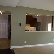 Traditional Family Room by The Renner Companies