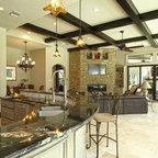 Gillon Mediterranean Family Room Dallas By Tatum
