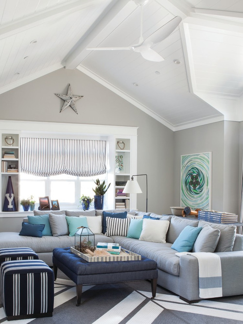 Best Beach Vibe Home Design Design Ideas & Remodel Pictures | Houzz