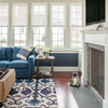 It's Meant to Be: 10 Ways With Blue and White