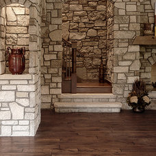 Traditional Family Room by Signature Innovations LLC