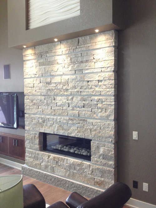 Fireplaces Using Buechel Stone