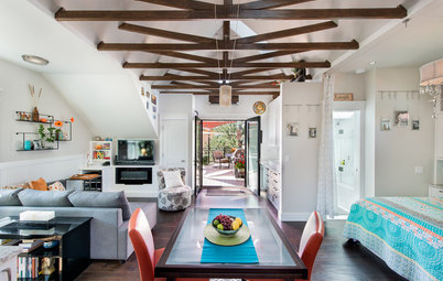 Houzz Tour: Downsizing From a Big House to a Studio and Deck