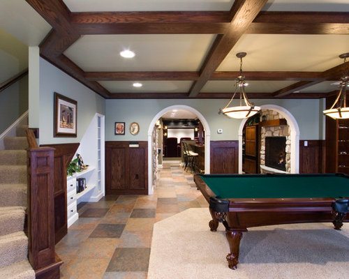 Basement Tile Home Design Ideas Pictures Remodel And Decor