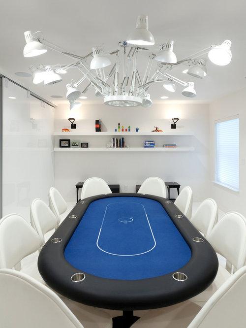 Room Design Online Games: Poker Room