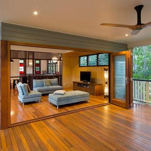 Queenslander, Fig Tree Pocket