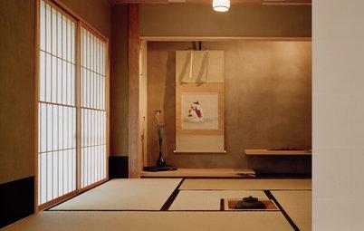 水屋付きの本格和室をマンション・リノベーションで実現