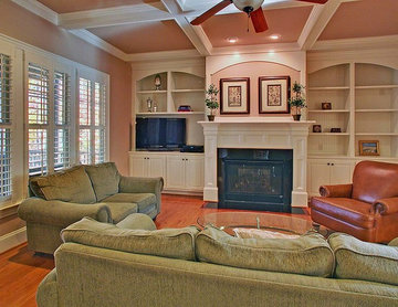 Raleigh Home Staging