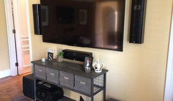 Rancho Santa Fe Media Room