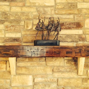 Reclaimed Virginia Slabs and Woodworking
