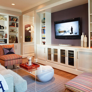 Reconfigured Interior Space for An Open Flow