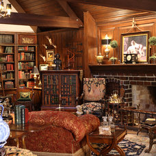 Traditional Family Room by Exclusive Interiors inc.