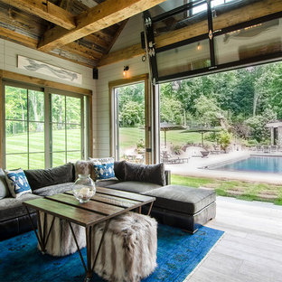 Redding Pool House