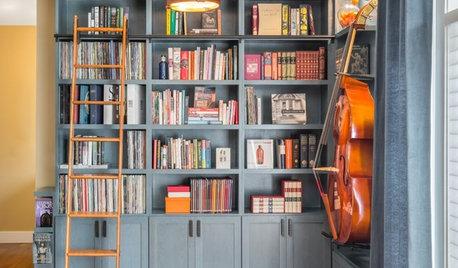 From Awkward Corner to Multipurpose Lounge