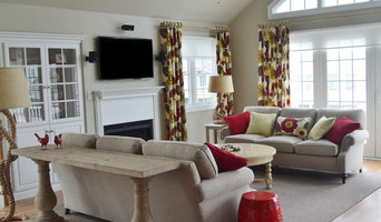 Relaxed Living Room,  Avalon, NJ