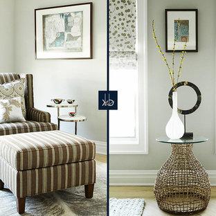 Relaxed Modern Family Room