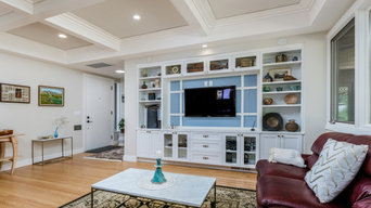 Renovated Ranch--The Family Room