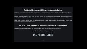Residential & Commercial Movers of Altamonte Springs