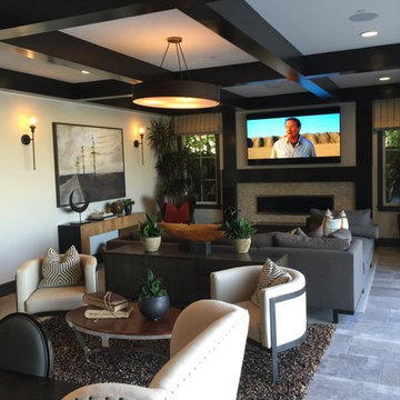 Residential Automation and Entertainment
