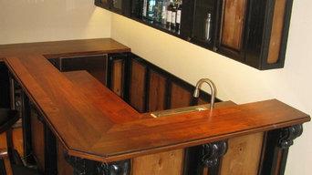 Residential Bar Remodel