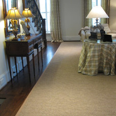 Traditional Family Room by Foyers And Beyond Custom Flooring And Windows