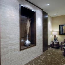 Contemporary Family Room by Southam Design Inc