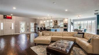 Richardson Full Home Remodel, J Bennett Homes
